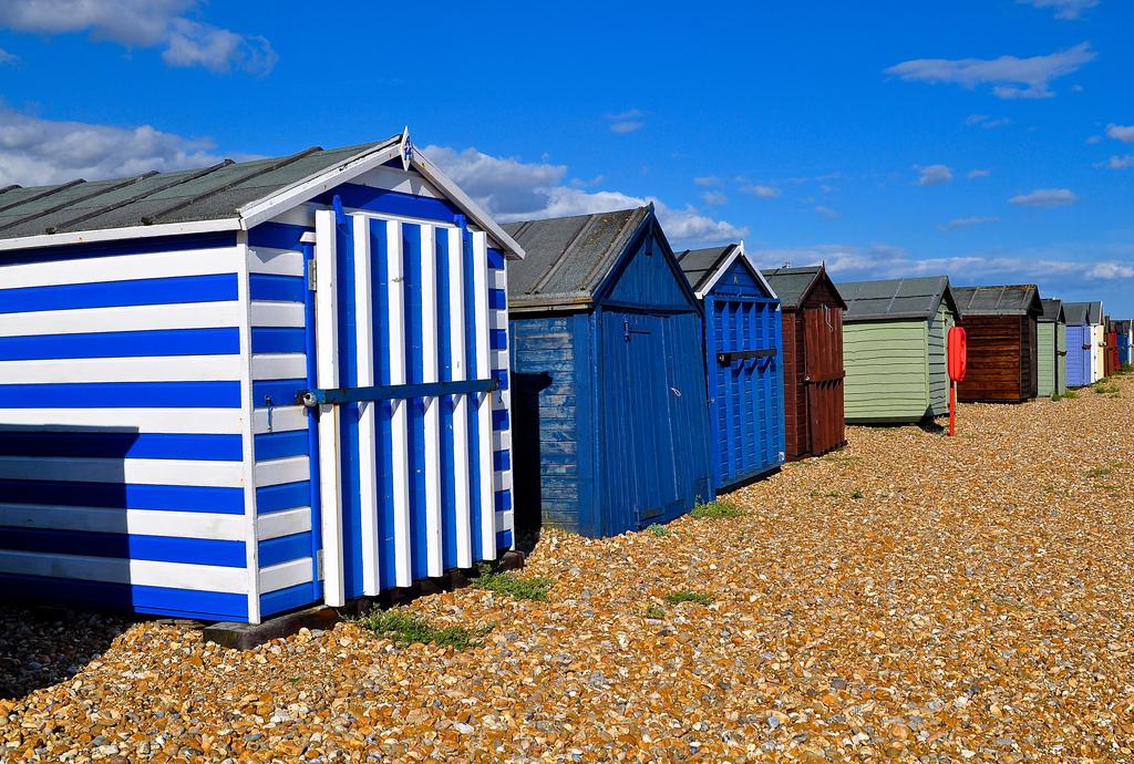 A Beach Hut Is A Peculiar Thing A3 Traveller