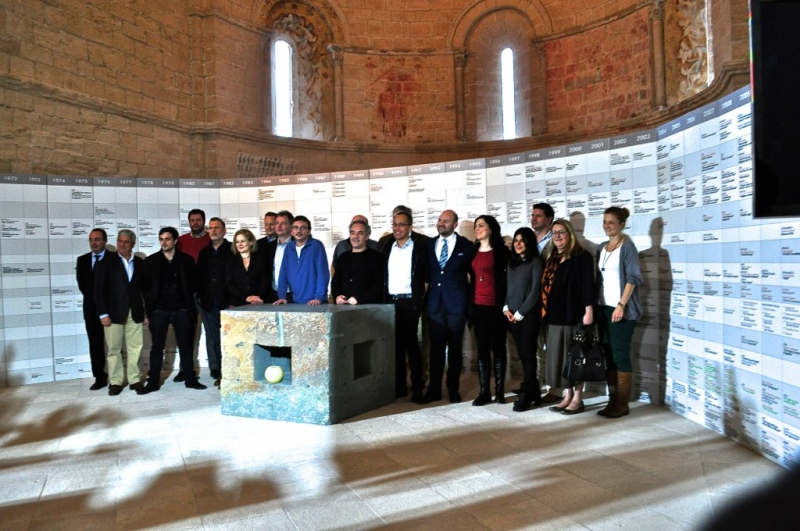 The first elBulli Foundation Culinary Conclave at LeDomaine, Spain