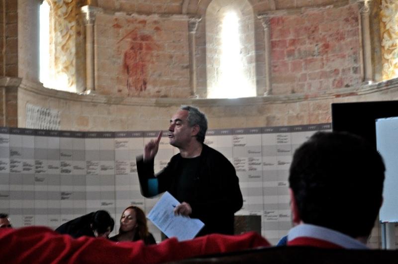 Ferran Adria at LeDomaine