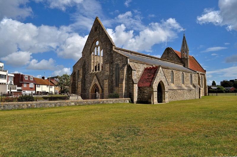 The Royal Garrison Church, Old Portsmouth