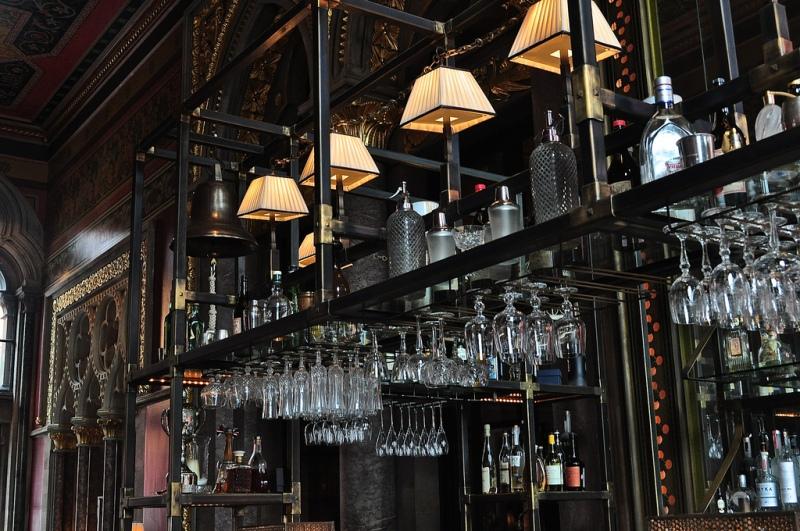 Sir Gilbert Scott Bar
