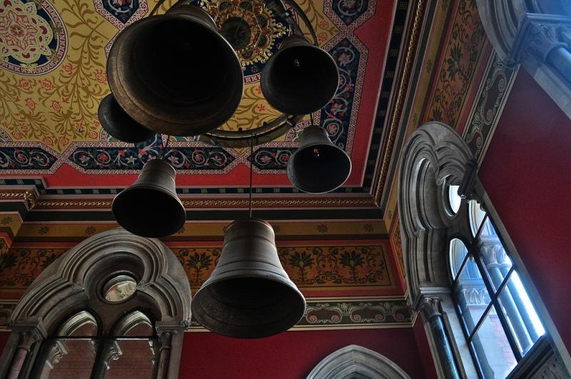 Sir Gilbert Scott Bar, St Pancras Renaissance Hotel London