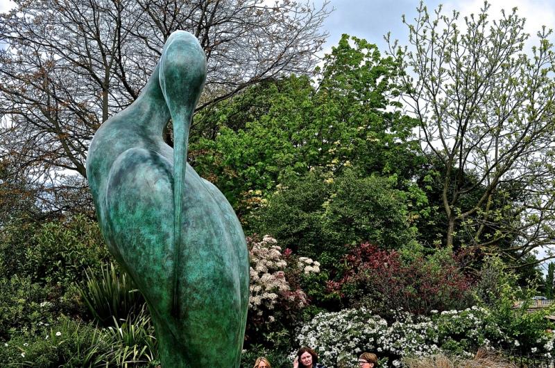 Isis, Goddess of Nature, Kensington Gardens