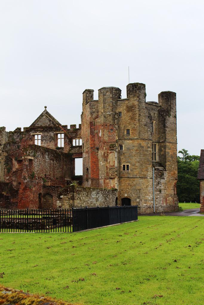 Cowdray Ruins, Alexandra Pinhorn 2