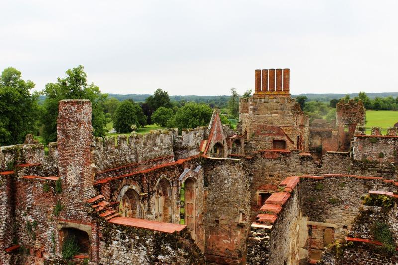 Cowdray Ruins, Alexandra Pinhorn 5