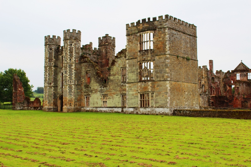 Cowdray Ruins, Alexandra Pinhorn
