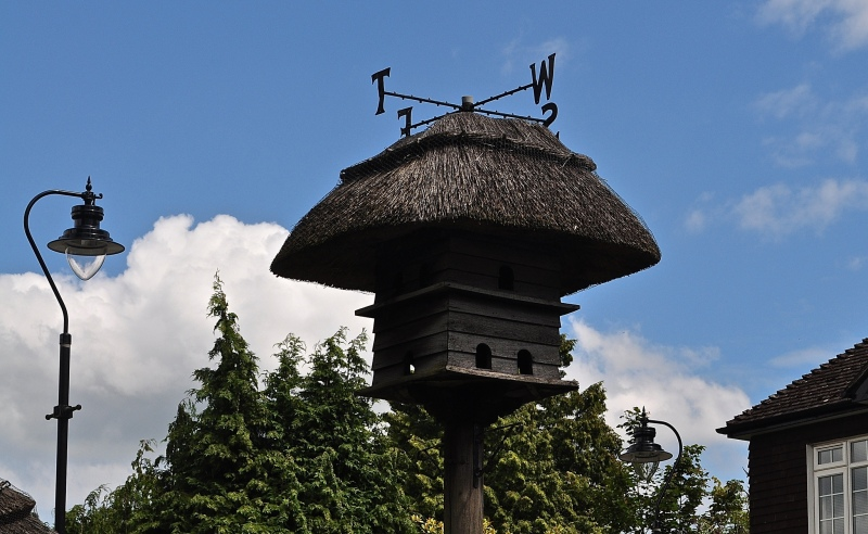 The Thatched Dovecote in Westcott, Surrey