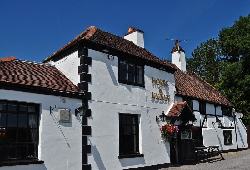 Horse & Jockey, Hambledon, Hampshire