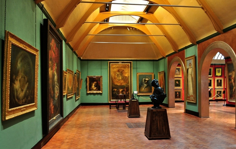 Image result for watts gallery