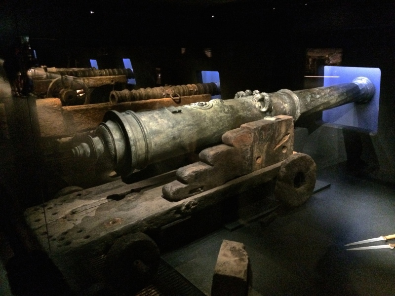 Mary Rose Museum, Portsmouth Historic Dockyard