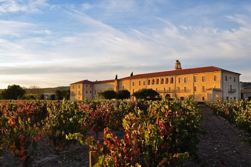 Abadia Retuerta LeDomaine, Castile y Leon, Spain