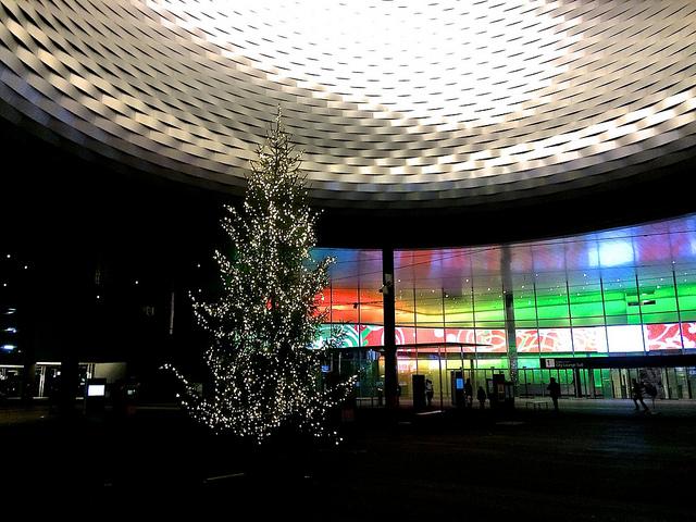Christmas Tree, The Circus, Basel