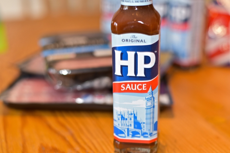 HP Sauce by Sue Lowry
