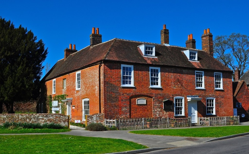 Jane Austen's House Museum, Chawton, Hampshire