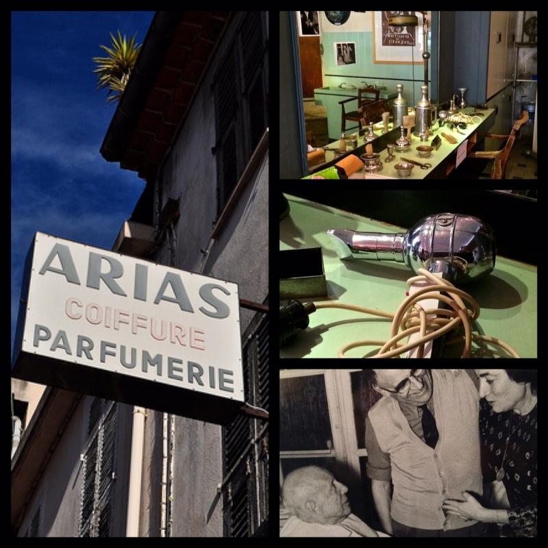 Arias Coiffure, Vallauris, Côte d'Azur