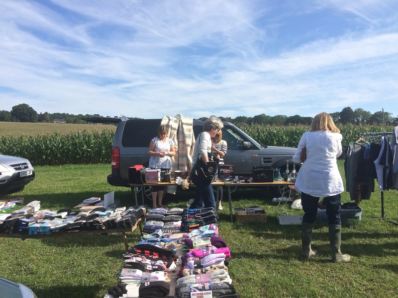 Rogate Car Boot Sales by Sue Lowry