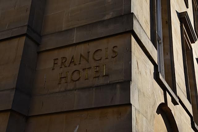 Francis Hotel, Bath by Sue Lowry