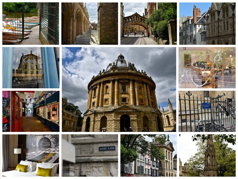 Oxford by Sue Lowry