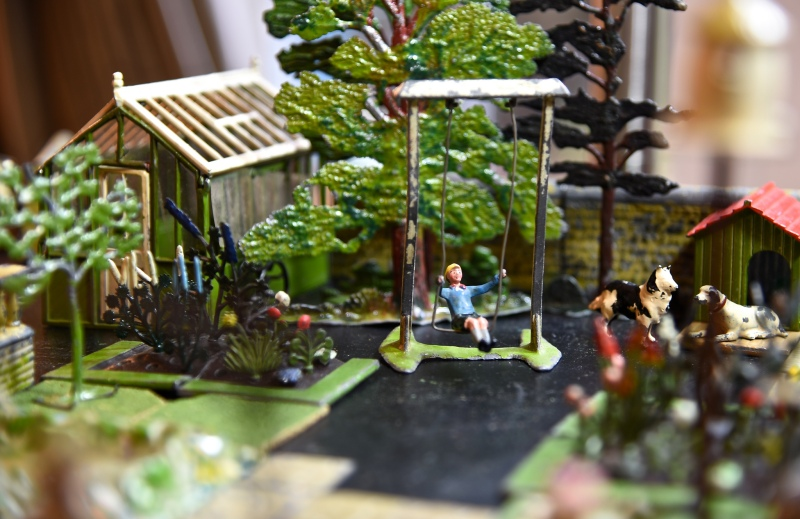 Britains Miniature Garden by Sue Lowry