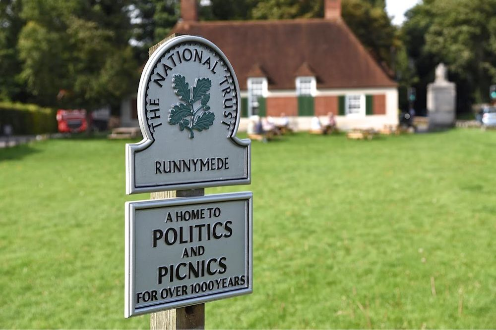 Runnymede by Sue Lowry