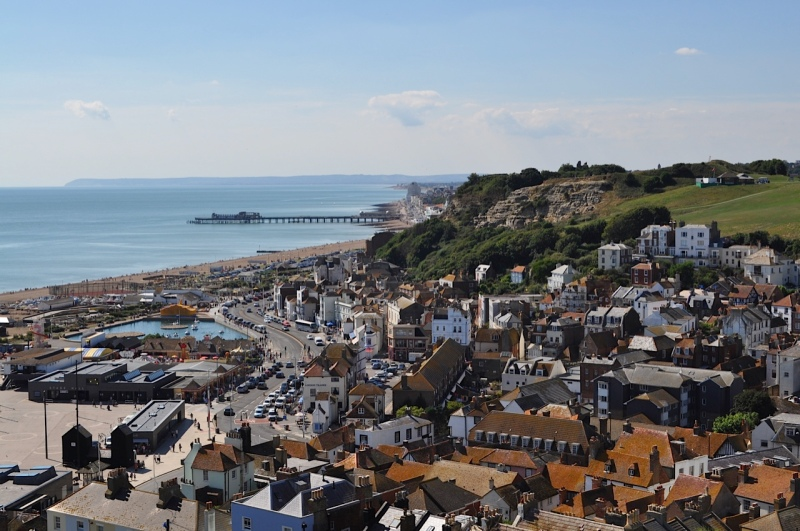 Hastings by Sue Lowry