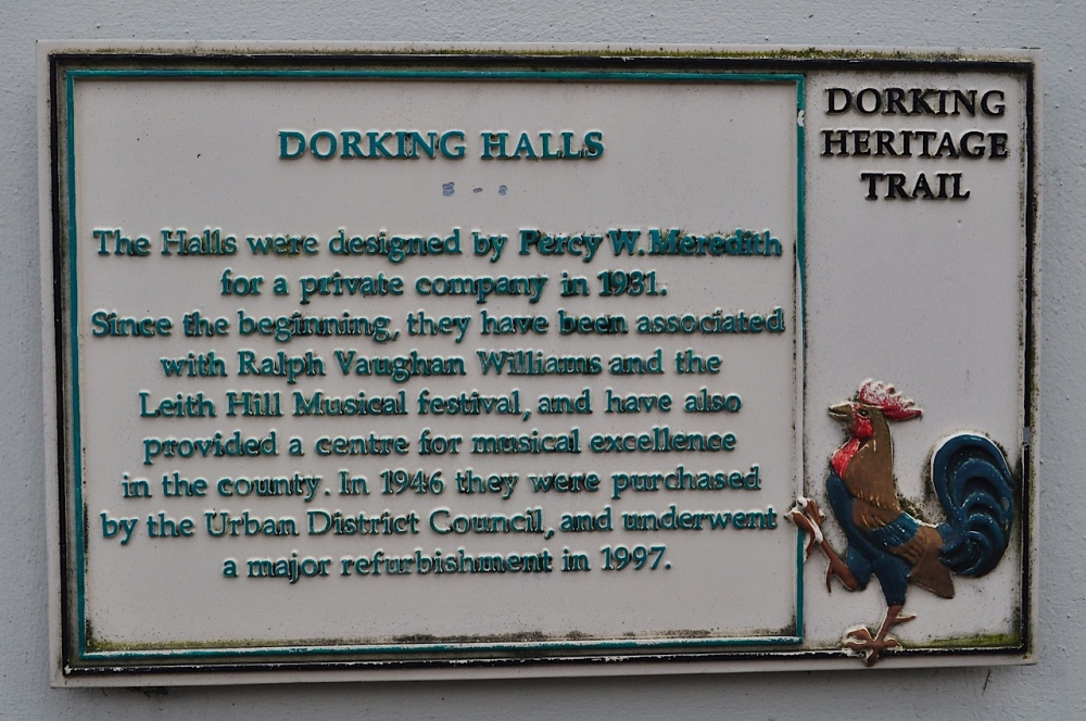 The Dorking Cockerel emblem by Sue Lowry