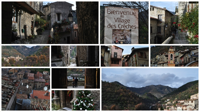 Lucéram, Côte d'Azur by Sue Lowry