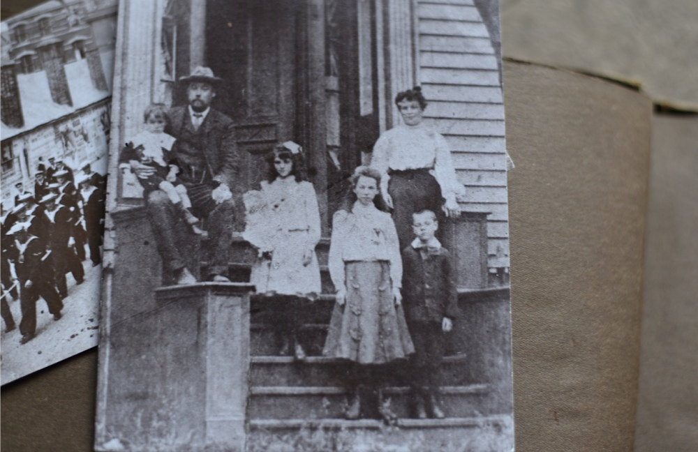 Great Grandfather Nova Scotia