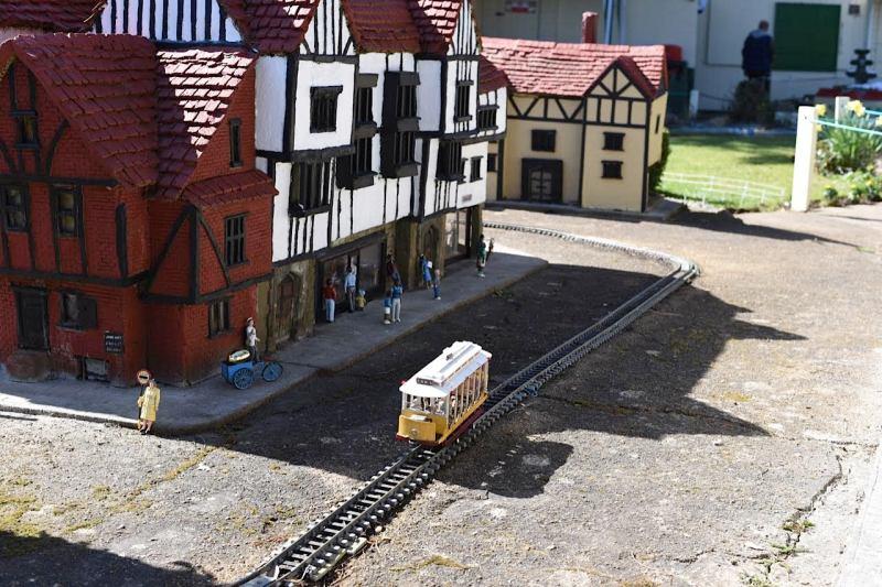 Model Village Southsea by Sue Lowry