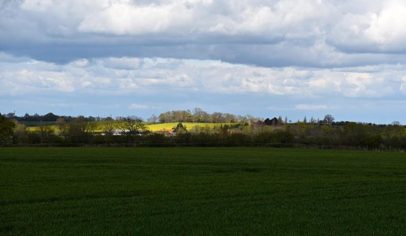 Malvern Hills by Sue Lowry