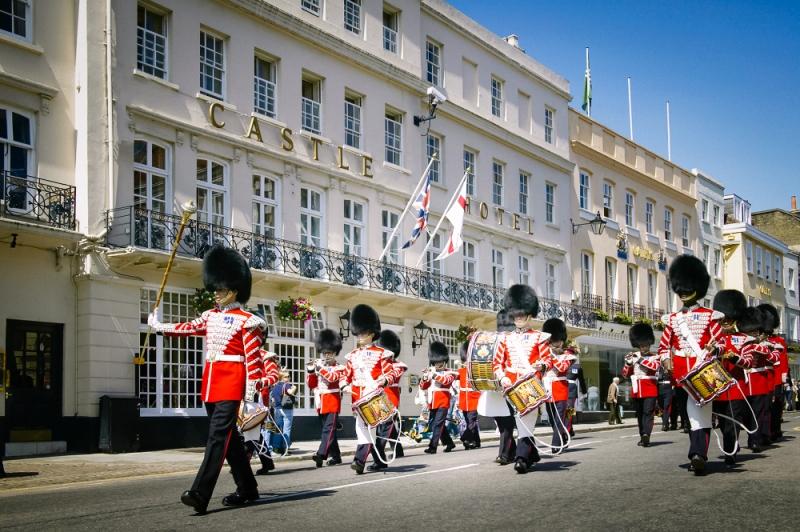 Image courtesy of Castle Hotel Windsor