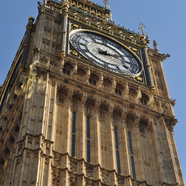 Big Ben by Sue Lowry