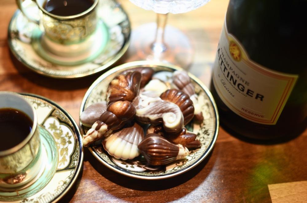 Guylian chocolates by Sue Lowry