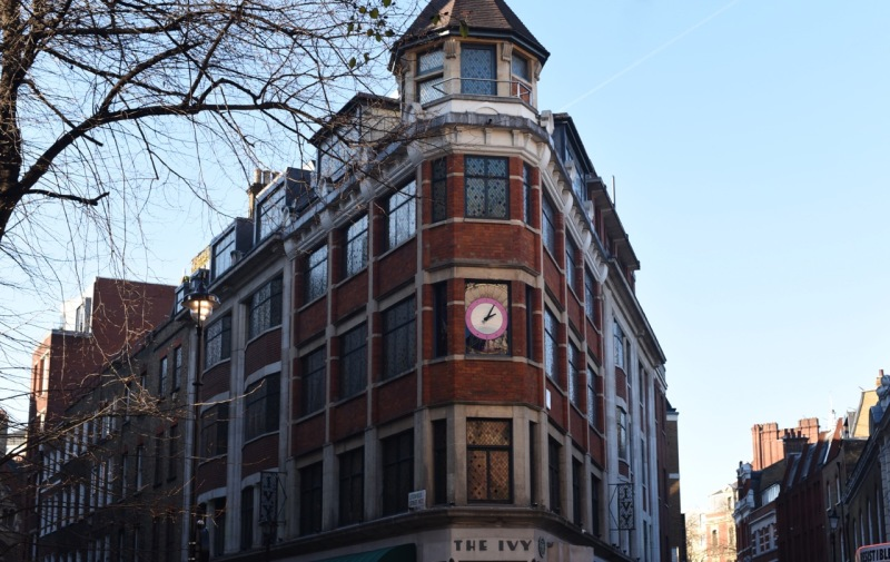 The Ivy, London by Sue Lowry