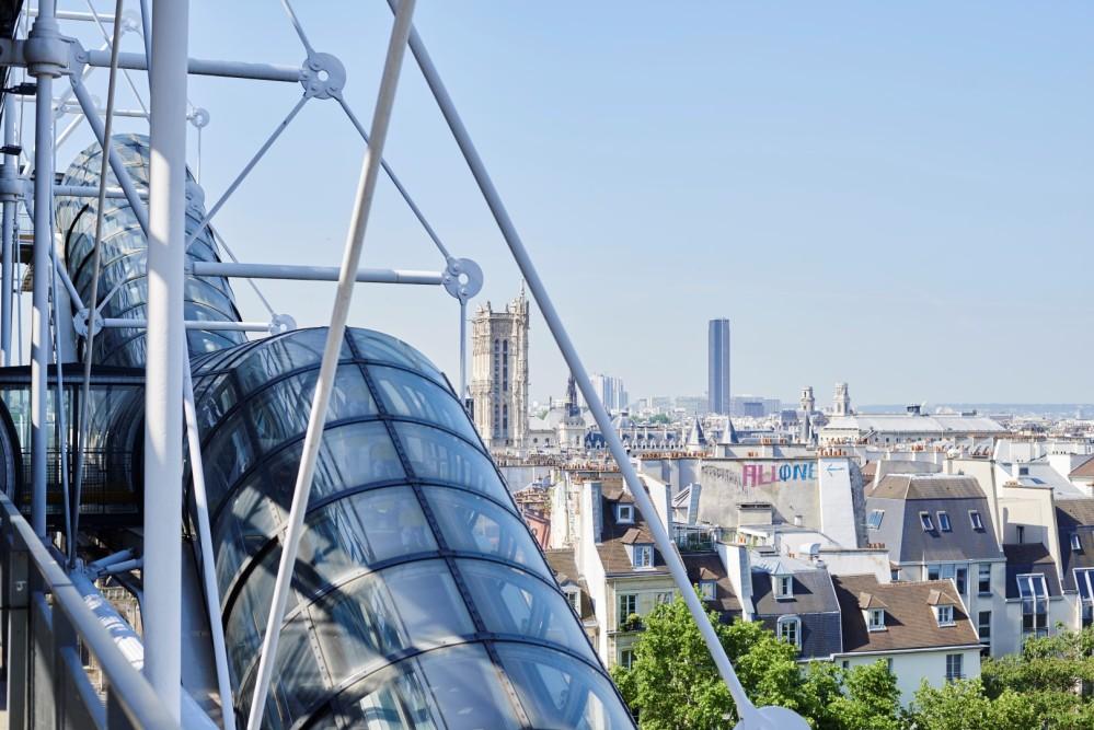 Pompidou Centre - Manuel Braun