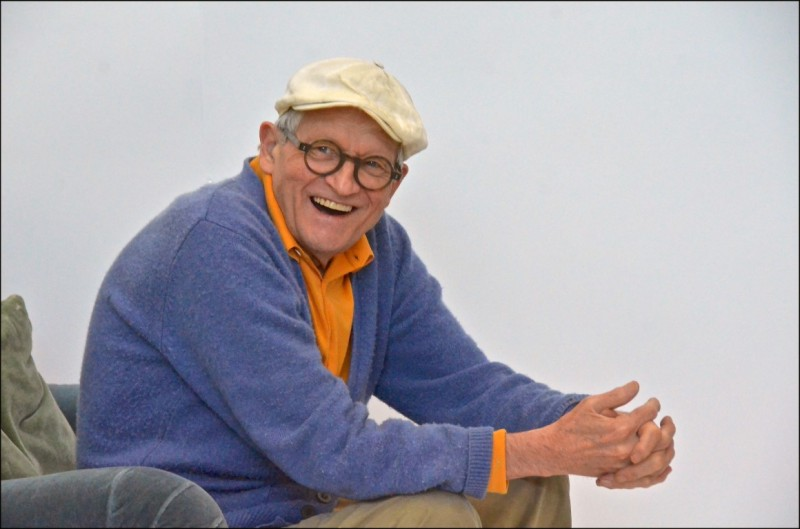 David Hockney, Los Angeles, 9th March 2016 © David Hockney Photo Credit: Jean-Pierre Gonçalves de Lima